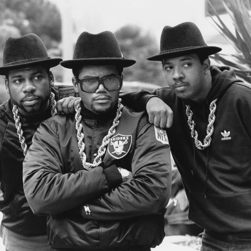 Run Dmc, inspiration.