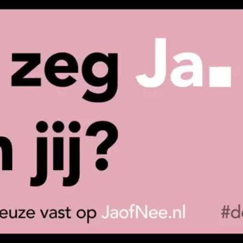 Donorweek campagne